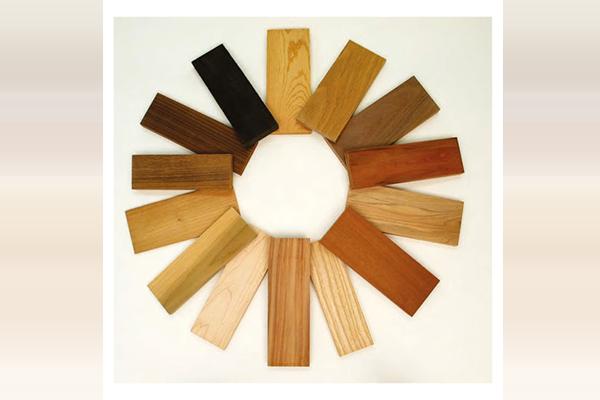 مشخصات کاربردی چندگونه چوب
