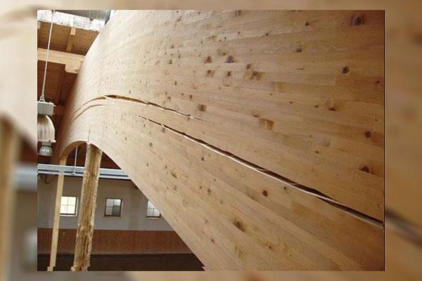 روش اندازهگیری مقاومت کششی چوب