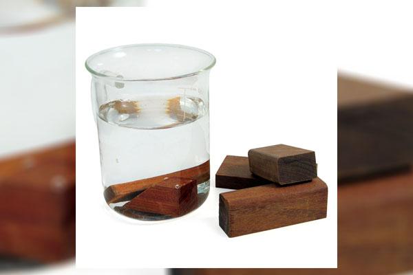 روشهای اندازهگیری جرم مخصوص چوب